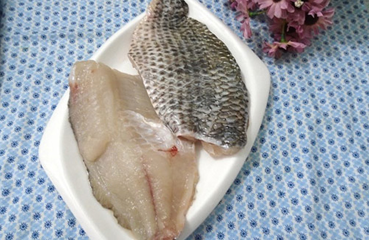 Pangasius butterfly fillets