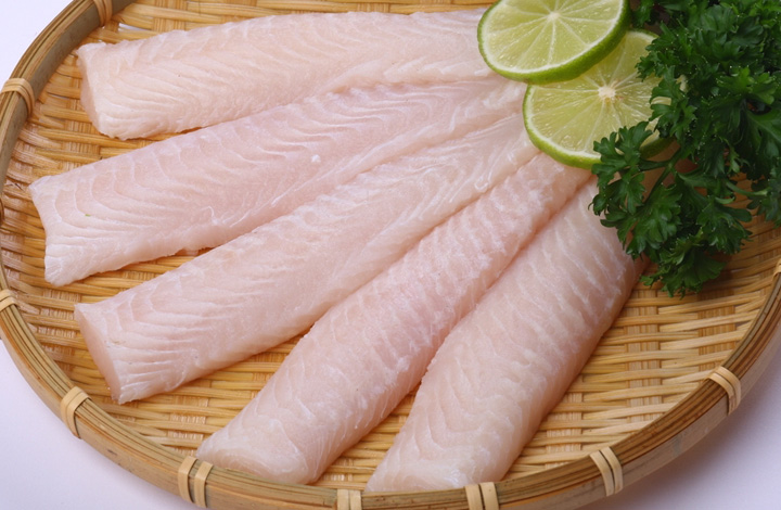 Pangasius cut Portion